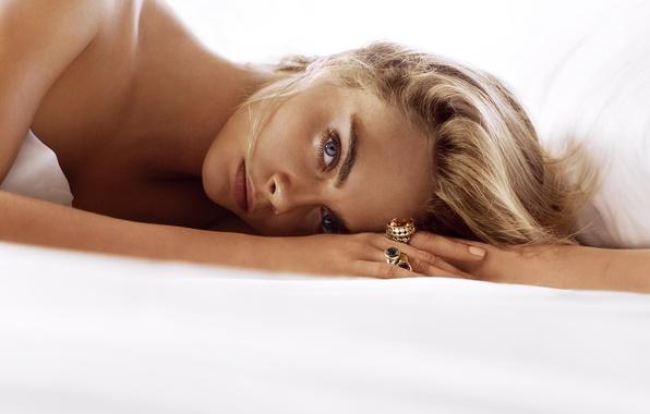 Picture girl, decoration, blonde, Cara Delevingne