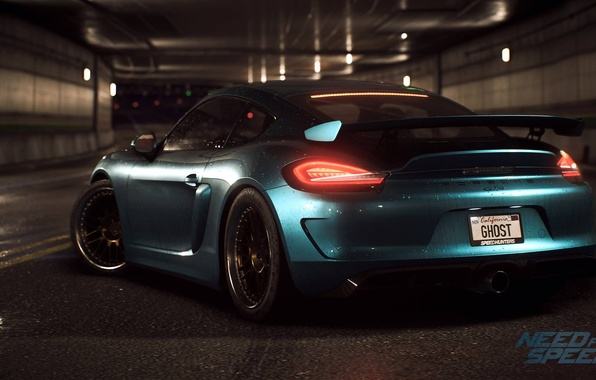 Picture tuning, Porsche, Cayman, Need For Speed 2015
