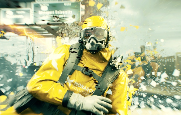 Picture The game, Games, Xbox one, Remedy, Quantum Break