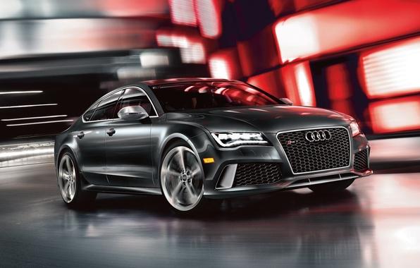 Picture Audi, Audi, sedan, RS 7