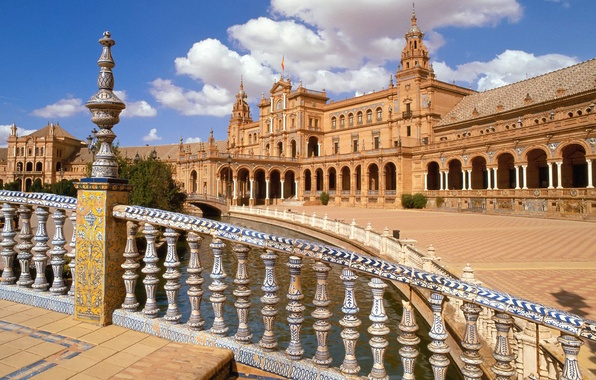 Picture area, Spain, center, Seville, Andalusia