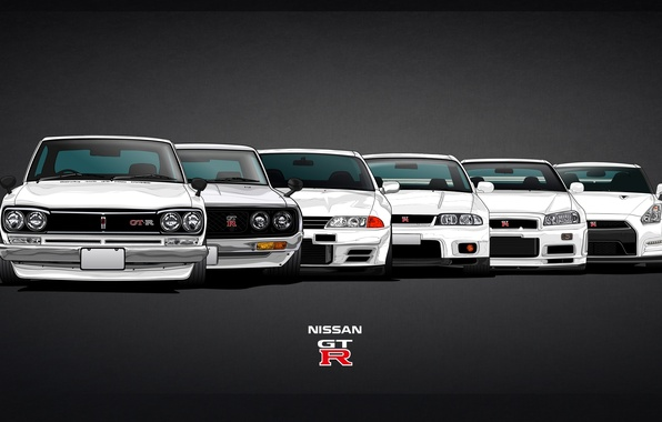Picture Machine, Nissan, GTR, Nissan, GT-R, Car, Evolution, 2000, R32, Coupe, Skyline, Evolution, R35, R34, Skyline, …