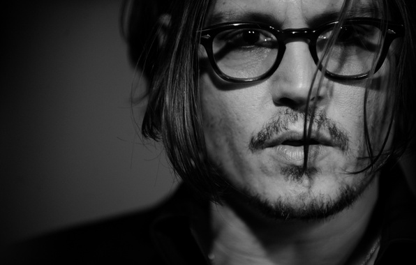 Picture Johnny Depp, Photography, Fashion, Johnny, Depp, Glasses