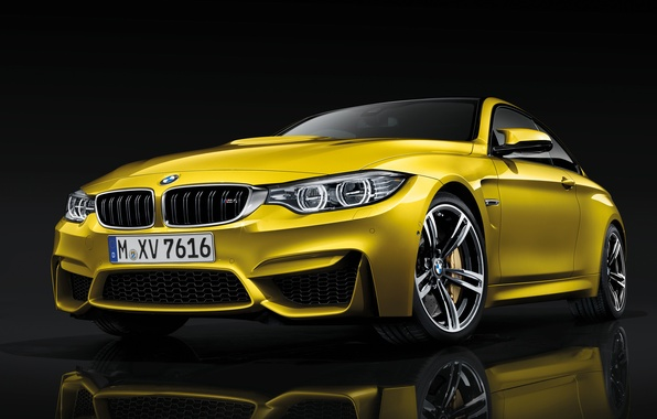 Picture BMW, Coupe, 2015