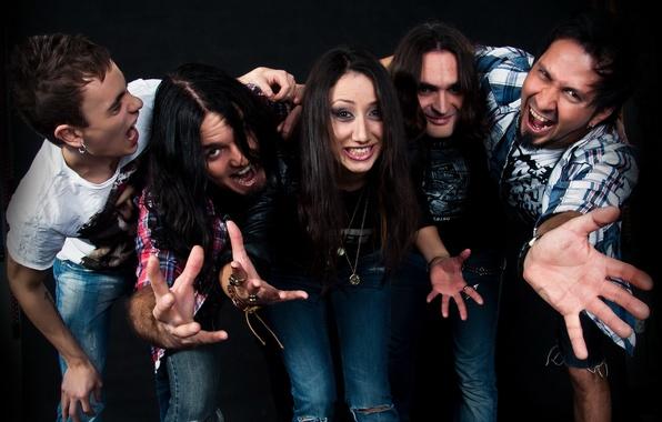Picture group, rock, rock, punk, Pilot, Lusine Gevorgyan, Louna, Vitaly Demidenko, Vit, Serge, Ruben Kazaryan, Leonid …