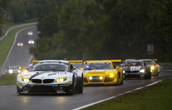 Picture machine, race, Race Start, N24