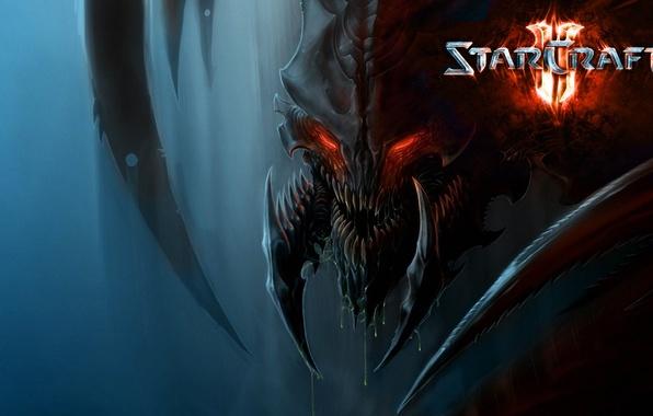 Picture StarCraft 2, Star Craft 2, Zerg, Zerg