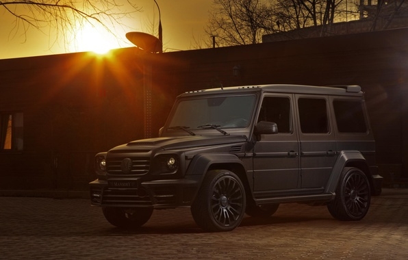 Picture Mercedes, Benz, AMG, Mansory, G63