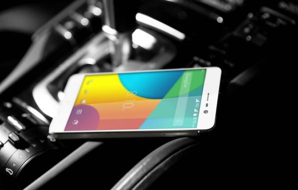 Picture hi-tech, smartphone, Blackview, Omega Pro