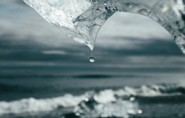 Picture macro, drop, ice, moments