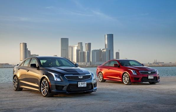 Picture Cadillac, Cadillac, ATS, 2015
