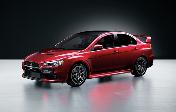 Picture Mitsubishi, Lancer, Lancer, Mitsubishi, Evolution X, 2015, Final Edition