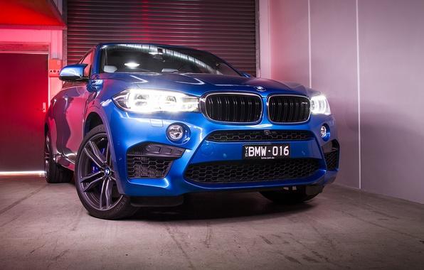 Photo wallpaper F86, X6 M, BMW, BMW