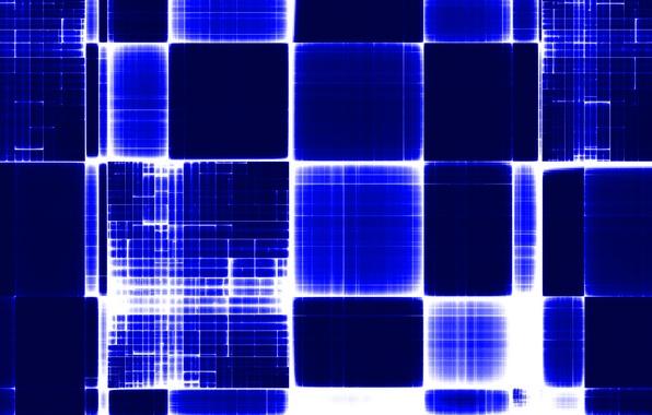 Picture light, pattern, figure, color, square