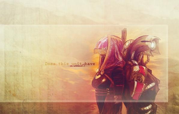 Picture Mass Effect, Tali Zora you Normandy, Legion, Legion, Tali, Tali'Zorah vas Normandy, Geth
