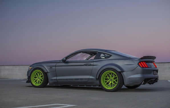Picture Concept, Mustang, Ford, Mustang, the concept, Ford, RTR, 2014, Spec 5