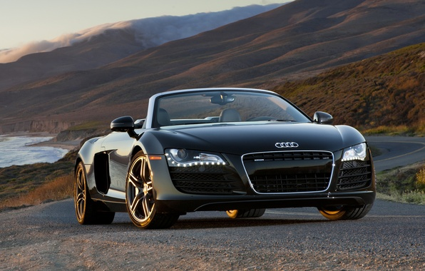 Picture Audi, cabrio