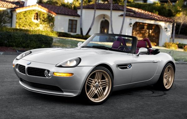 Picture BMW, Roadster, BMW, convertible, Alpina, E52