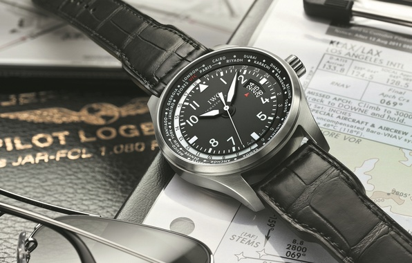 Picture Watch, Watch, Pilots, IWC