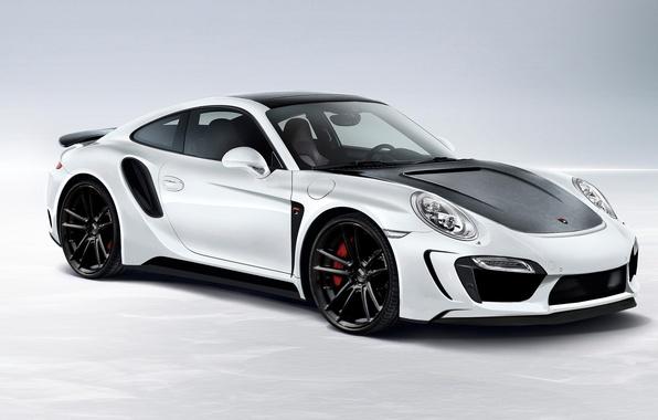 Picture car, Porsche, GTR, Porsche, tuning, Turbo, rechange, Ball Wed, 991, Stinger