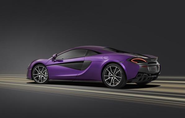 Picture coupe, McLaren, Coupe, McLaren, 2015, MSO, 570S