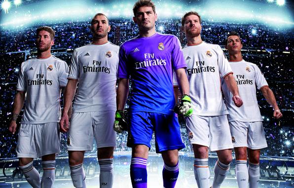 Picture football, Cristiano Ronaldo, Spain, football, Spain, Real Madrid, Real Madrid, Iker Casillas, Iker Casillas, Spain, …