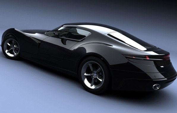 Picture coupe, supercar, car