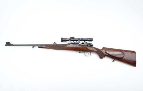 Picture optics, sniper, sight, rifle, butt