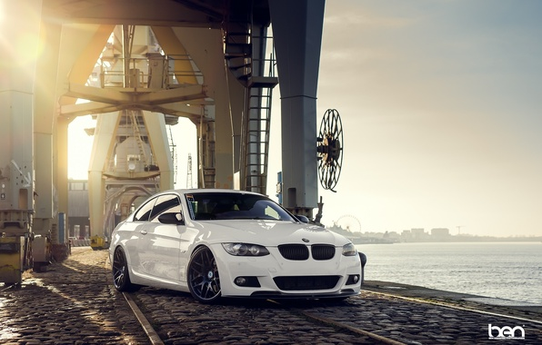 Picture BMW, E92, 335d
