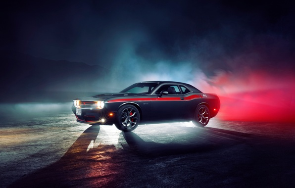 Picture Dodge, Challenger, muscle car, R/T