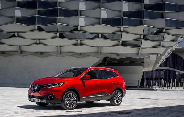 Picture Renault, Reno, 2015, Kadjar, the Kadjar, X-Mod