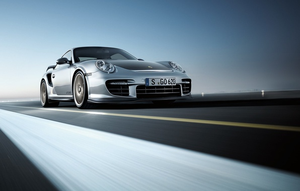 Picture auto, machine, widescreen, Porsche, Porsche-911-GT2-RS-2011