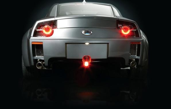 Picture lights, dark, ass, Auto