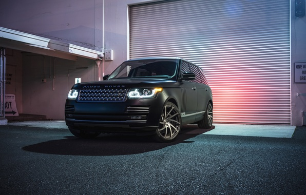 Picture Land Rover, Range Rover, Front, Sport, Collection, Aristo