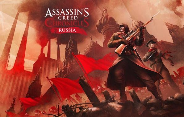 Picture Russia, Art, Russia, Asasin, Assassin's Creed: Chronicles, Mykola Orlov