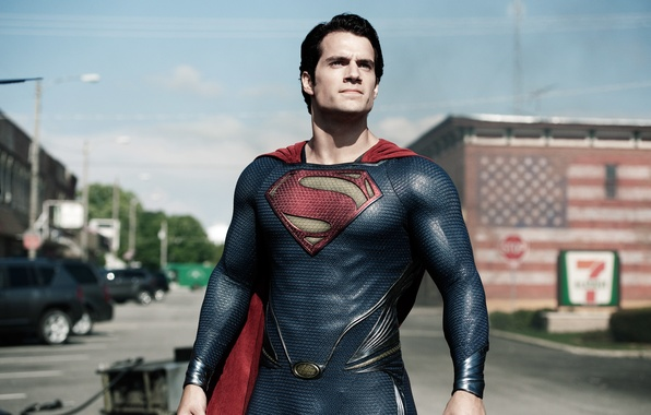 Picture the film, costume, Superman, movie, Movies, DC Comics, Man of steel, Man of Steel, Henry …