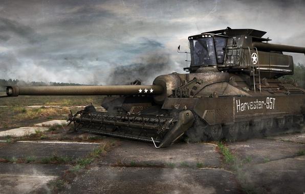 Picture tank, USA, USA, America, tanks, WoT, World of tanks, tank, World of Tanks, tanks, Wargaming.Net, …
