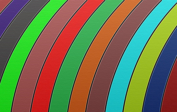 Picture line, strip, colored, texture