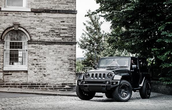 Picture black, jeep, Project Kahn, Black, Wrangler, Jeep, Wrangler