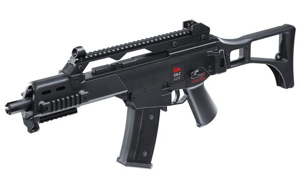 Picture gun, weapon, HK G36C, HK G36 C, Heckler & Koch, H&K, HK, G36 C
