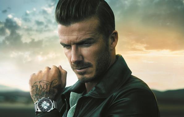 Picture Sport, Star, Rain, Football, David Beckham, David Beckham, Football, Player, Player, PSG, PSG, Paris Saint-Germain, …