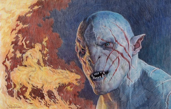 Azog The Defiler Wallpaper