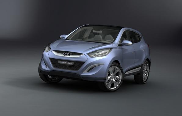 Picture auto, Hyundai, Ix-onic