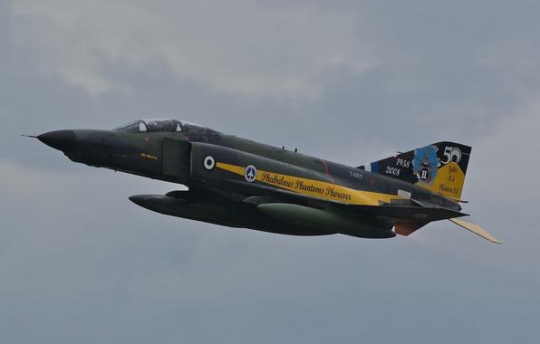 Picture fighter, multipurpose, Phantom II, McDonnell Douglas, F-4E, Phantom II