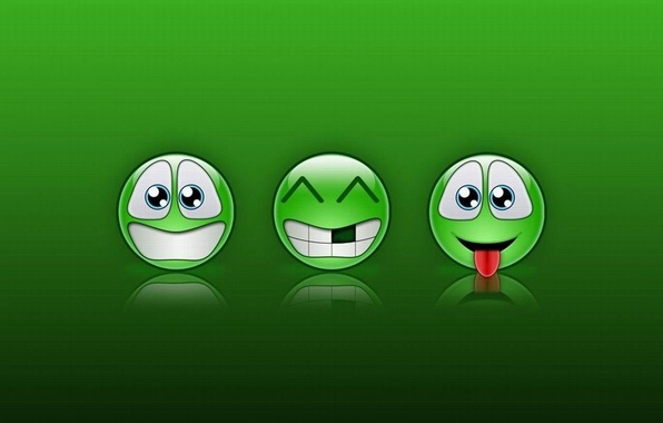 Picture Greens, Smiles, Smile
