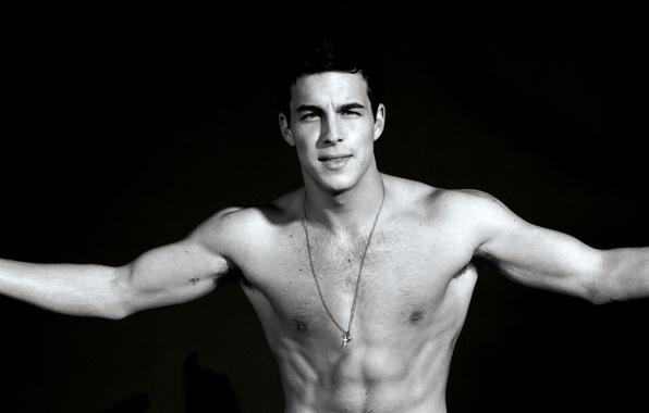 Picture model, actor, torso, Mario Casas, Mario Casas