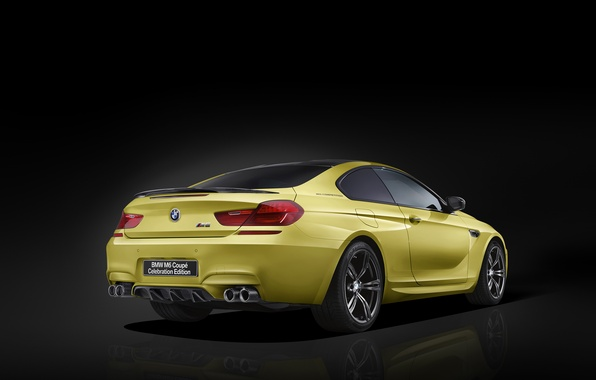 Picture auto, Wallpaper, BMW, BMW, rear view, Coupe