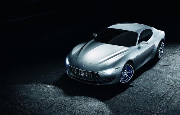 Picture Concept, Maserati, 2014, Alfieri