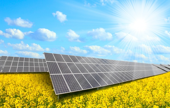 solar panel desktop wallpaper - photo #22