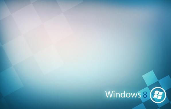 Picture logo, microsoft, brand, Windows 8